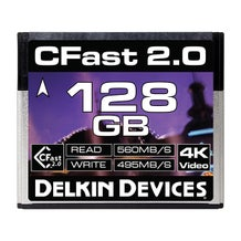 Delkin Devices Cinema CFast 2.0 Memory Card