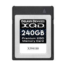 Delkin Devices 240GB Premium XQD Memory Card