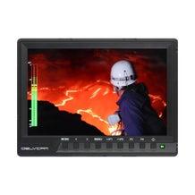 """Delvcam 7"""" 4K HDMI On-Camera Monitor"""
