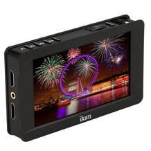 "Ikan DH5e 5"" Full HD Touch Screen HDMI On-Camera LCD Field Monitor with 4K Signal Support"