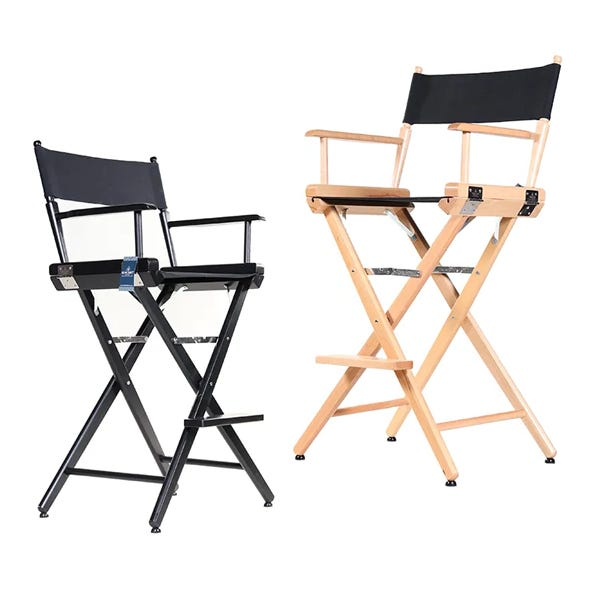 Film Craft Tall Studio Director's Chair