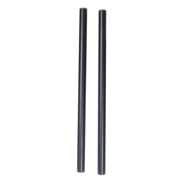 DLC DL-VR10 10in (25cm) 15mm Rods (Pair)