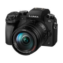 Panasonic Lumix DMC-G7 Mirrorless Micro Four Thirds Digital Camera with 14-140mm Lens