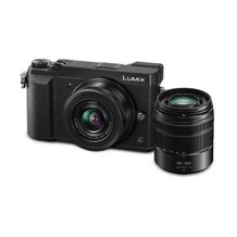 Panasonic Lumix Mirrorless Micro Four Thirds Digital Camera with 12-32mm and 45-150mm Lenses