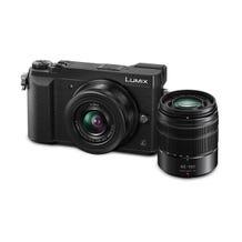 Panasonic Lumix DMC-GX85 Mirrorless Micro Four Thirds Digital Camera with 12-32mm and 45-150mm Lenses