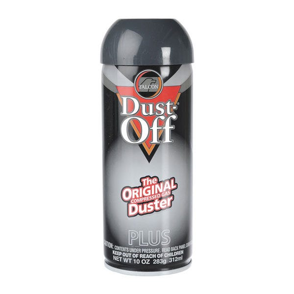 Falcon Dust-Off Plus Refill - 10 oz (Ground Only)