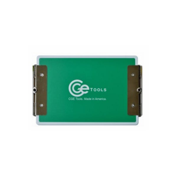 CGE Tools Double Clipboard - Green
