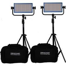 Dracast LED500 Pro Bi-Color 2-Light Kit
