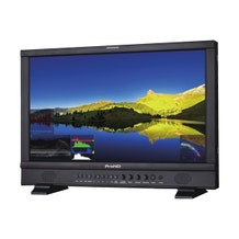 """JVC ProHD 23.8"""" Broadcast Studio LED-Backlit LCD Monitor w/ Waveform"""