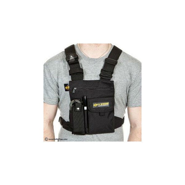 Dirty DTY-LEDCHESTRIG Rigger LED Chest Rig