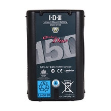 IDX System Technology DUO-C150 143Wh High-Load Battery with D-Tap Advanced, Standard D-Tap & USB Port