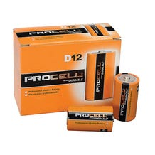 Duracell Procell D 12-Pack