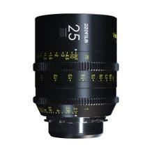 DZOFilm VESPID 25mm T2.1 Cinema Lens - PL Mount