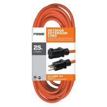 Prime Extension Cord 14/3 Orange 25' EC501725