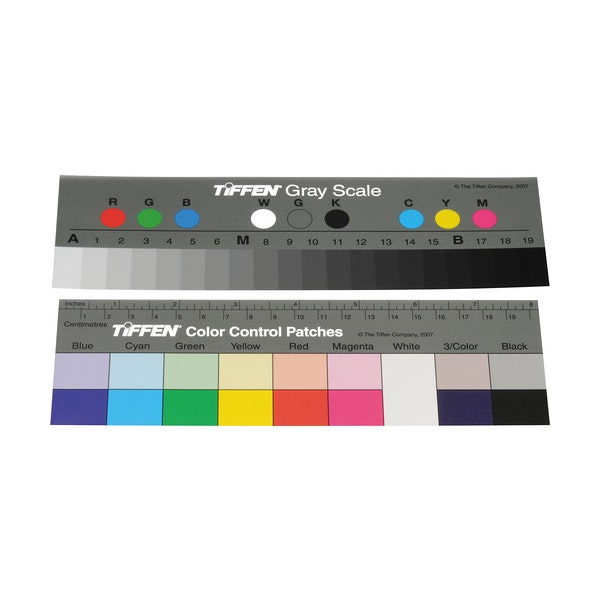 Tiffen Q-13 Color Separation Guide - Small
