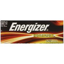 Energizer AAA Industrial Battery- Alkaline - 24 Pack