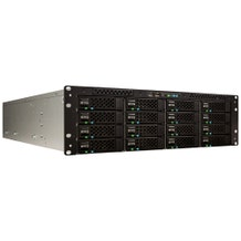 SNS EVO 16 Bay - 16x 10TB (160TB) 3RU High Performance Shared Storage Server