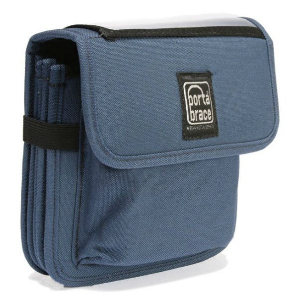 "Porta Brace 6""x6""  5-Slot Filter Case / Pouch"