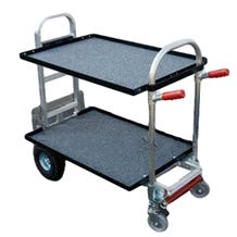 "Filmtools Competitor Junior Cart (2x 24"" Shelves)"