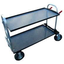 "Filmtools Patron Equipment Senior Cart (10"" Wheels)"