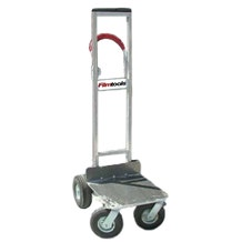 "Filmtools Vertical Senior Cart (10"" & 8"" Pneumatic Tires)"