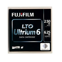 Fuji 2.5TB LTO 6 Ultrium Data Cartridge
