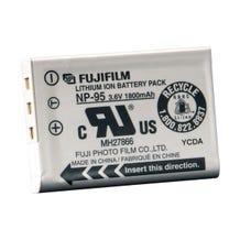 FUJIFILM NP-95 Lithium-Ion Battery Pack (3.6V, 1800mAh)
