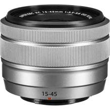 FUJIFILM Fujinon Super EBC XC 15-45mm f/3.5-5.6 OIS PZ Lens - Silver