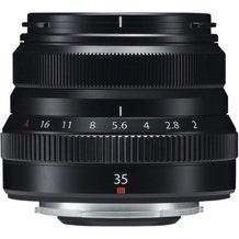 FUJIFILM Fujinon XF 35mm f/2 R WR Lens  Aspherical - Black