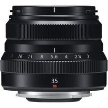 FUJIFILM Fujinon XF 35mm f/2 R WR Lens  Aspherical - Black