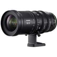 FUJIFILM MKX18-55mm T2.9 Cine Lens - Fuji X-Mount