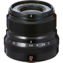 FUJIFILM Super EBC XF 23mm f/2 R WR Lens - Black