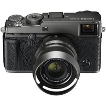 FUJIFILM X-Pro2 Mirrorless Digital Camera with 23mm f/2 Fujinon Lens - Graphite