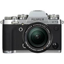 FUJIFILM X-T3 Mirrorless Digital Camera with 18-55mm Lens - Silver 16589199_1