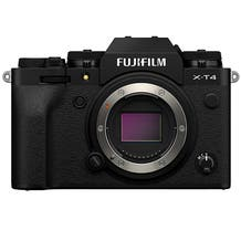 Fujifilm X-T4 Mirrorless Digital Camera - Black 16652855