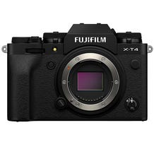 Fujifilm X-T4 Mirrorless Digital Camera - Black 16652855