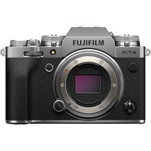 Fujifilm X-T4 Mirrorless Digital Camera - Silver
