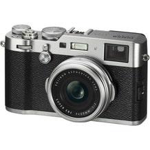 FUJIFILM X100F Digital Camera (Silver)