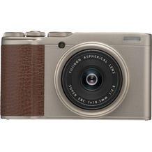 FUJIFILM XF 10 Digital Camera - Champagne Gold