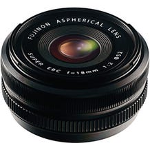 FUJIFILM XF 18mm f/2 R Lens