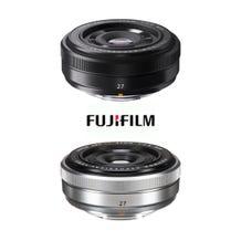 FUJIFILM Fujinon XF 27mm f/2.8 Aspherical Lens - Black Or Silver