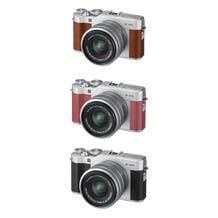 FUJIFILM X-A5 Mirrorless Digital Camera with 15-45mm Lens - Various Colors