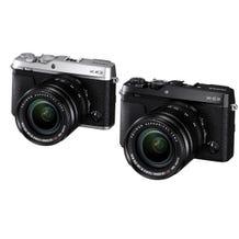 FUJIFILM X-E3 Mirrorless Digital Camera with 18-55mm Lens - Black Or Silver