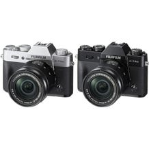 FUJIFILM X-T20 Mirrorless Digital Camera with 16-50mm Lens - Black Or Silver