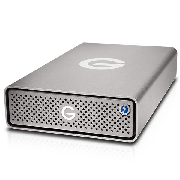 G-Technology 960GB G-Drive Pro SSD with Thunderbolt 3 Port Hard Drive