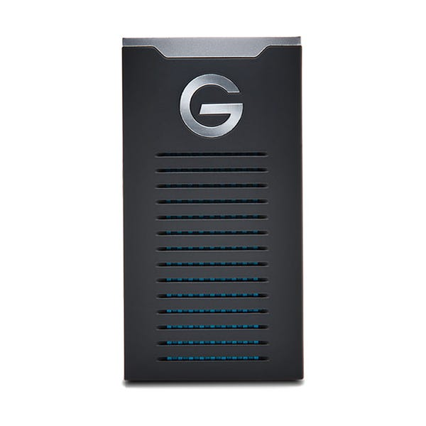 G-Technology 2TB G-Drive R-Series USB 3.1 Type-C mobile SSD