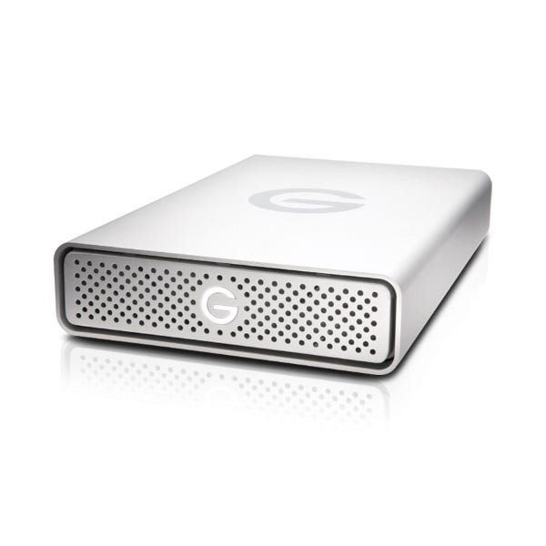 G-Technology 4TB G-DRIVE USB-C External Drive
