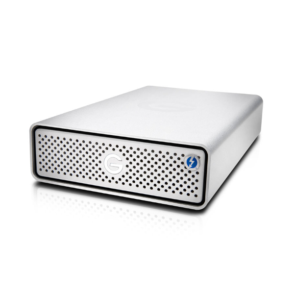 G-Technology 6TB G-DRIVE Thunderbolt 3 External Hard Drive