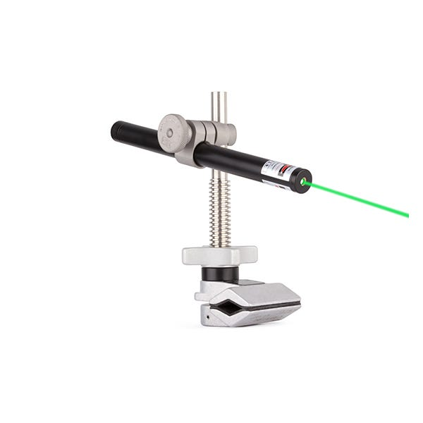 Cardellini GLPS GREEN Laser Pointer + Holder + Clamp Kit