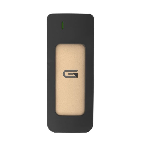 Glyph 1TB Atom USB 3.1 Type-C Portable SSD - Gold